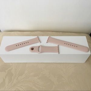 *NEW* Authentic Pink Sand Apple Watch Band 42mm
